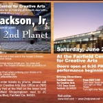 Paul Jackson Jr Flyer Back