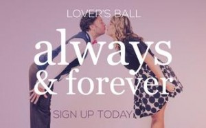 Lovers Ball Event 2014