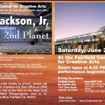 Paul Jackson Jr Flyer Back