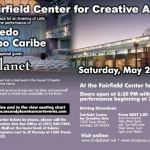 Ray Obiedo Concert Flyer Back